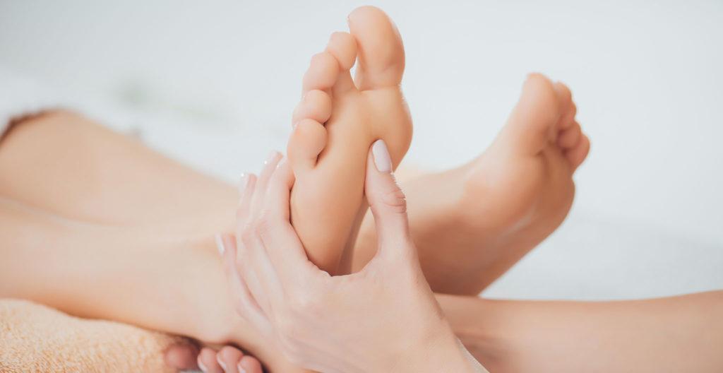 Fußreflexzonen Massage Delitzsch